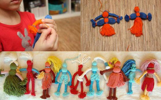 Как сделать куклу своими руками 10 лет 193